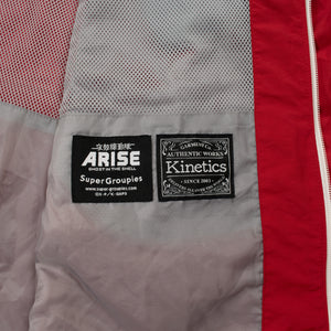 Columbia x Kinetics x Ghost in the Shell ARISE Pliny Peak Jacket (2015SS)