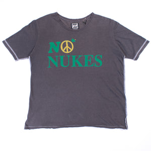 "Undercover ""No Nukes"" Scab T-Shirt (2003SS)"