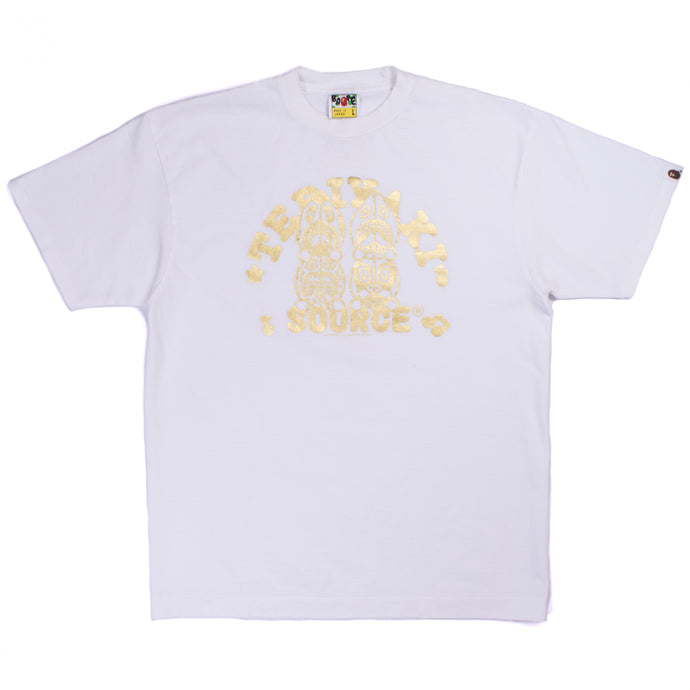 A Bathing Ape Gold Foil