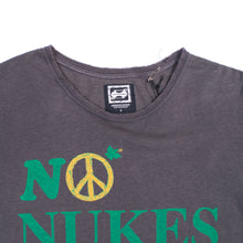 "Load image into Gallery viewer, Undercover ""No Nukes"" Scab T-Shirt (2003SS)"