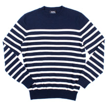 Load image into Gallery viewer, A.P.C. Striped Sweater