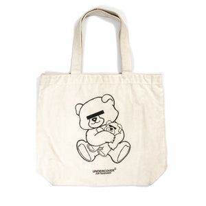 Undercover Bear Tote Bag