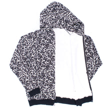 Load image into Gallery viewer, A Bathing Ape Leopard Camo Full Zip Hoodie