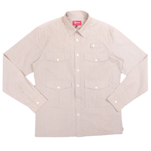 Supreme Safari Shirt (2012SS)