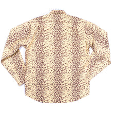 Load image into Gallery viewer, A Bathing Ape Leopard Camo Shirt
