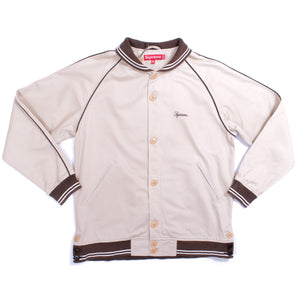 Supreme Button Up Bomber