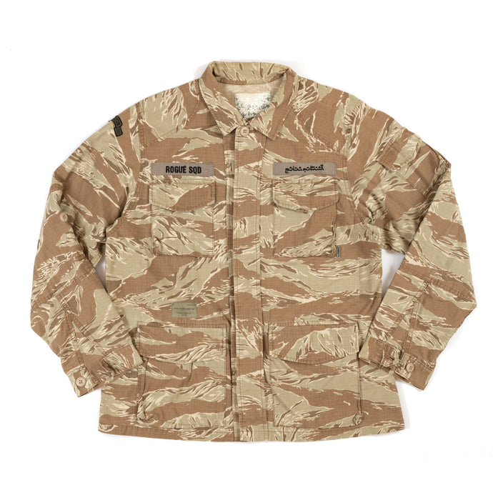 Wtaps Camo Crossbones Jungle BDU