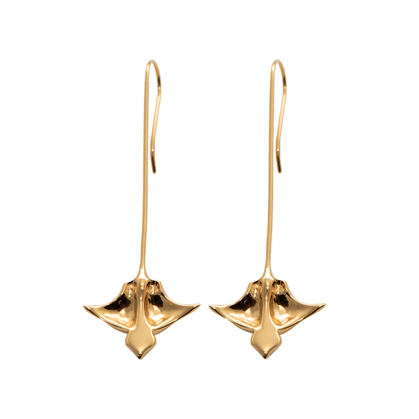 LeBlanc Jewellery Eagle Ray Drop Earrings
