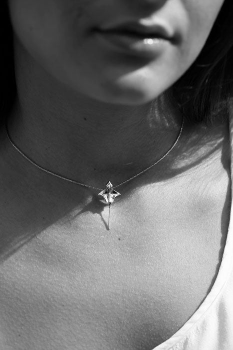 LeBlanc Jewellery eagle ray choker