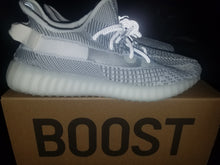 Load image into Gallery viewer, Yeezy 350v2 Static Non-Reflective Size 11