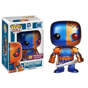 Deathstroke Metallic
