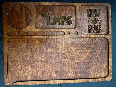 The Lmpg Tray