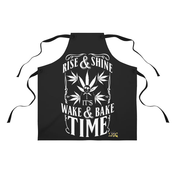 rise and shine apron - LMPG Store