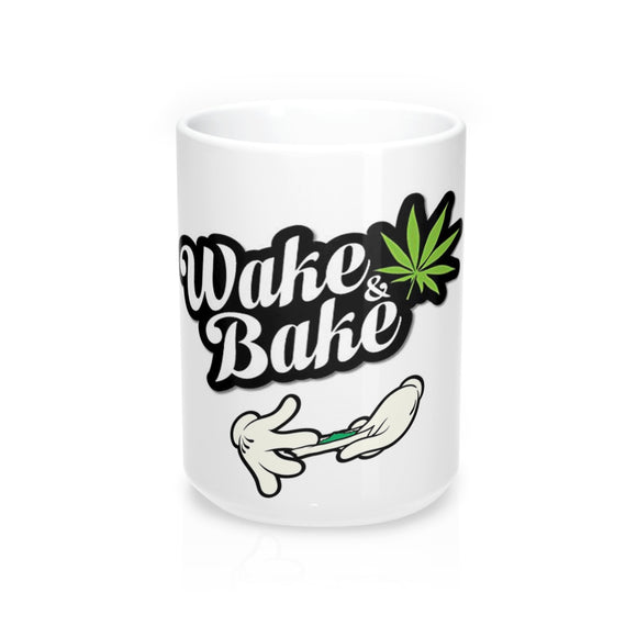 Wake and Bake Mug'z - LMPG Store