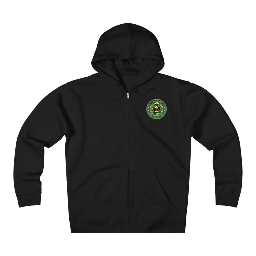 Queens Heavyweight Fleece Zip Hoodie - LMPG Store