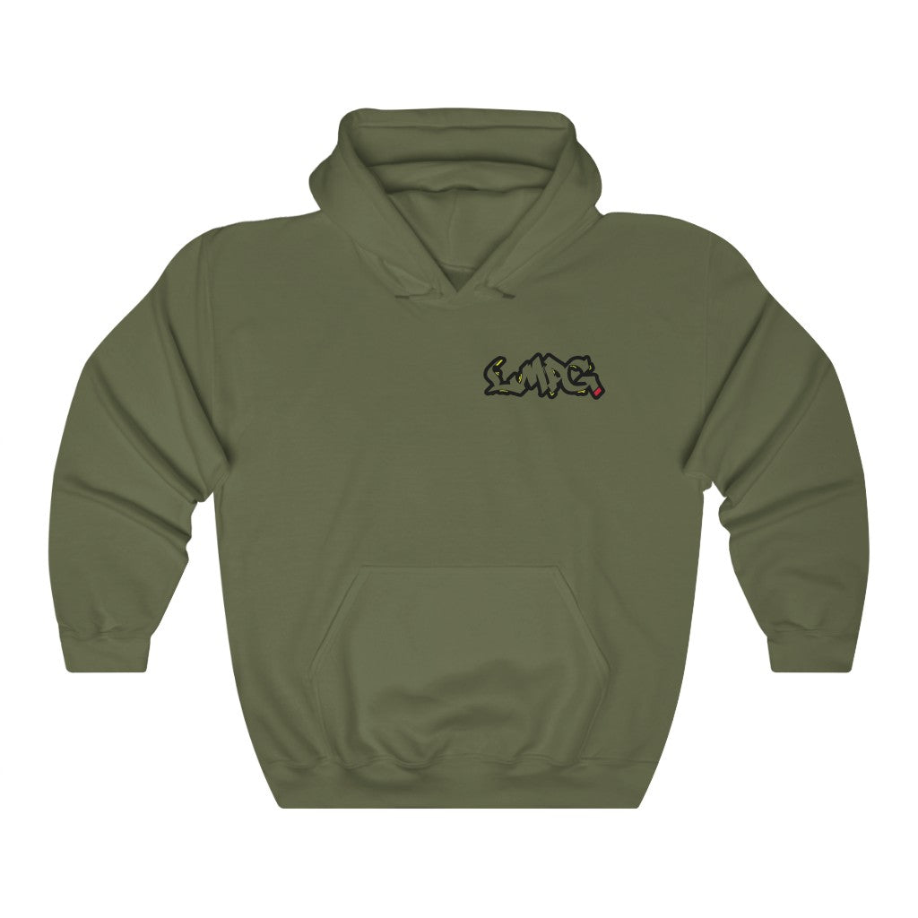 lmpg Heavy Blend™ Hooded Sweatshirt