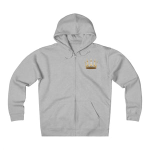 Kings Heavyweight Fleece Zip Hoodie - LMPG Store