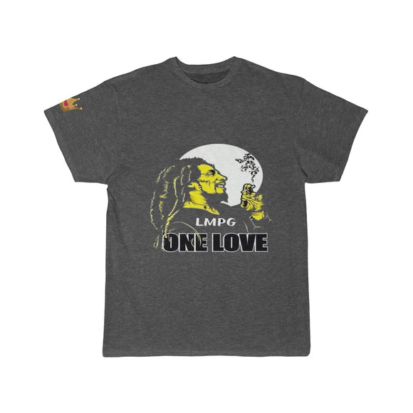One Love  Men's Short Sleeve Lmpg  Tee - LMPG Store