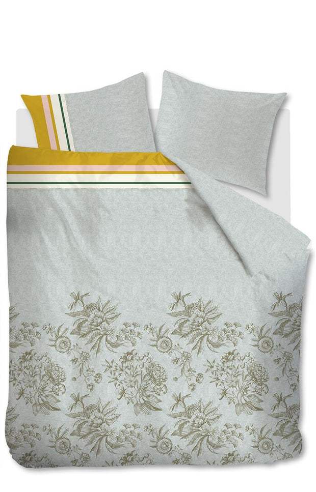 Duvet cover multi size Summer Fig Yellow-Oilily-140x200/60x70(1)-Oilily.com