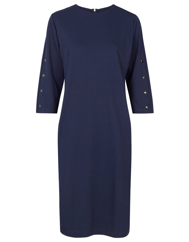 Dario dress twilight blue