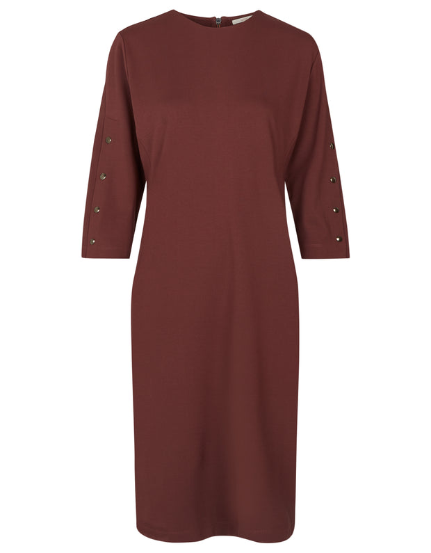 Dario dress rosewood