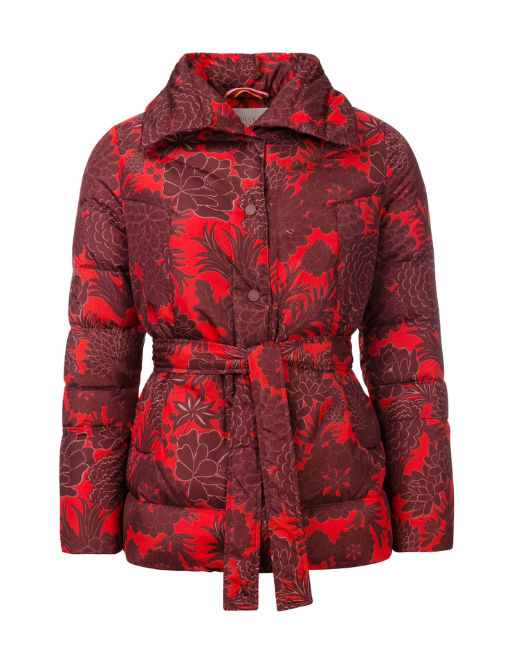 Colet coat blooming duo 18-1561