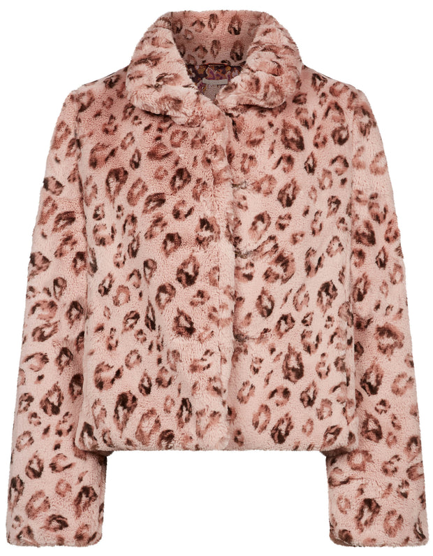 Jasmin jacket animal print