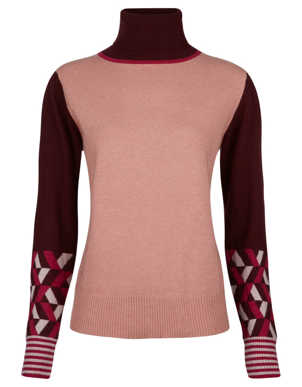 Ksera pullover rosewood-Oilily-XS-Oilily.com