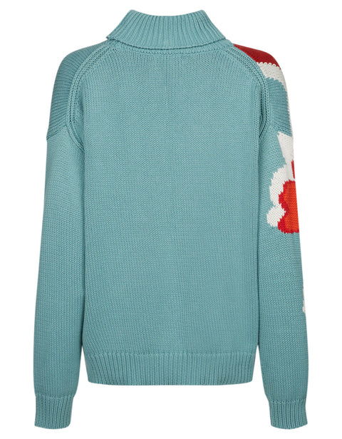 Karice pullover foam green-Oilily-XS-Oilily.com