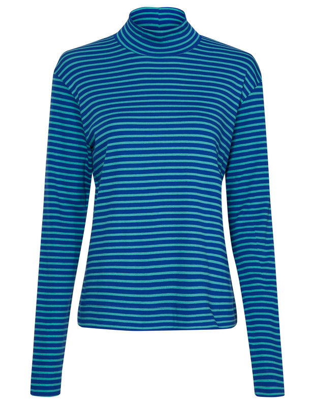 Torstine turtle neck royal blue