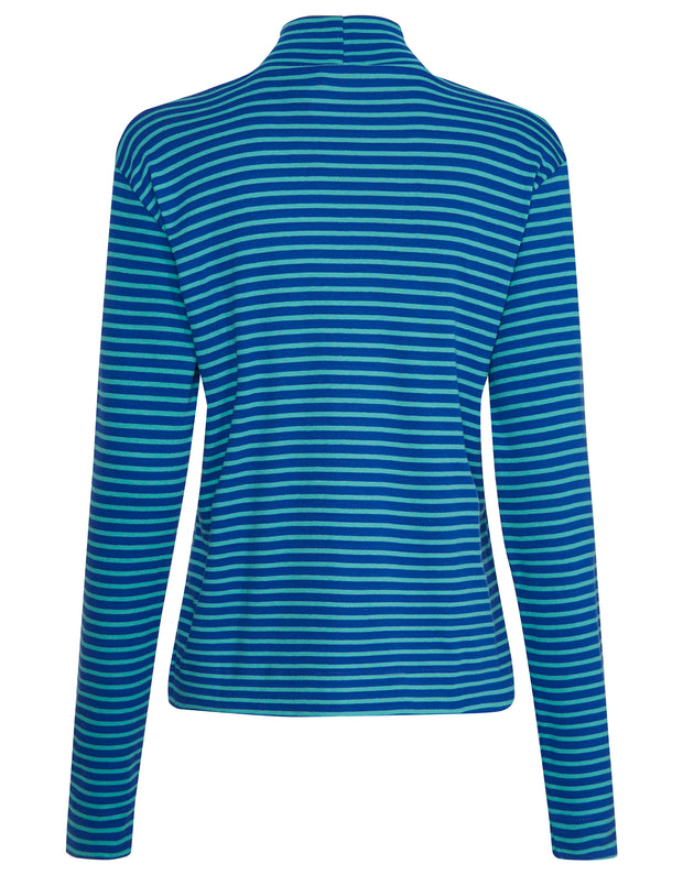Torstine turtle neck royal blue-Oilily-S-Oilily.com