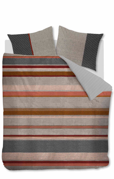 Everglade Duvet Cover - Rood