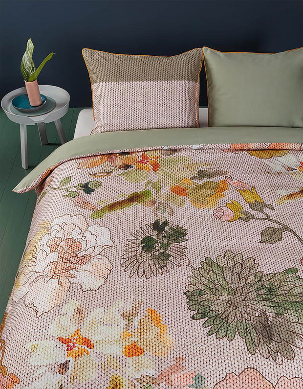 Duvet cover Knitted Rose Multi