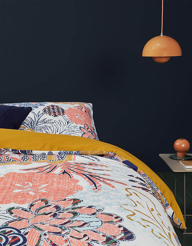 Duvet cover Layered Bloom Multi