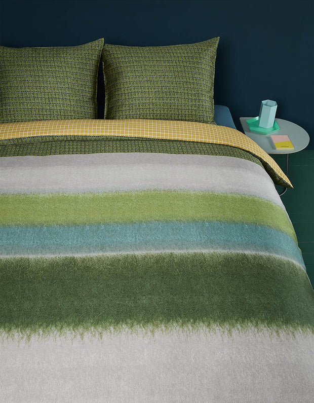 Duvet Cover Mountain Meadow Green-Oilily-140x200/60x70(1)-Oilily.com
