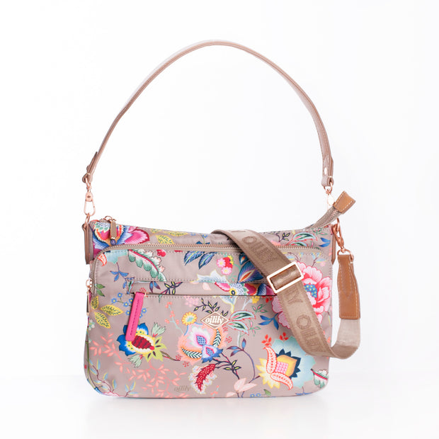 Flat Shoulder Bag M Color Bomb-Oilily-Oilily.com