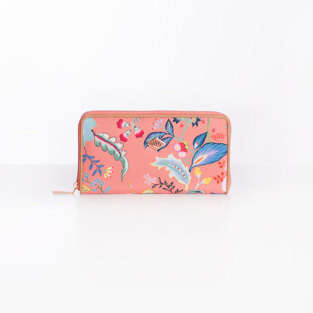 Zip Wallet L Color Bomb