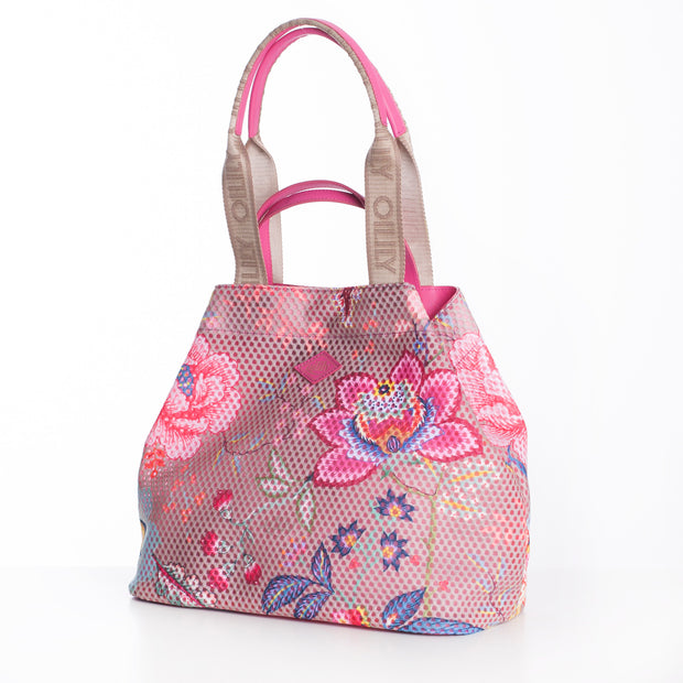 Shopper Mesh Color Bomb-Oilily-Oilily.com