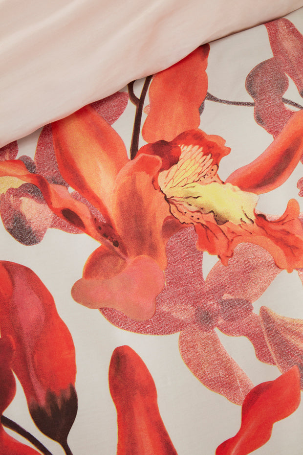 Orchid Haze Pillow Case