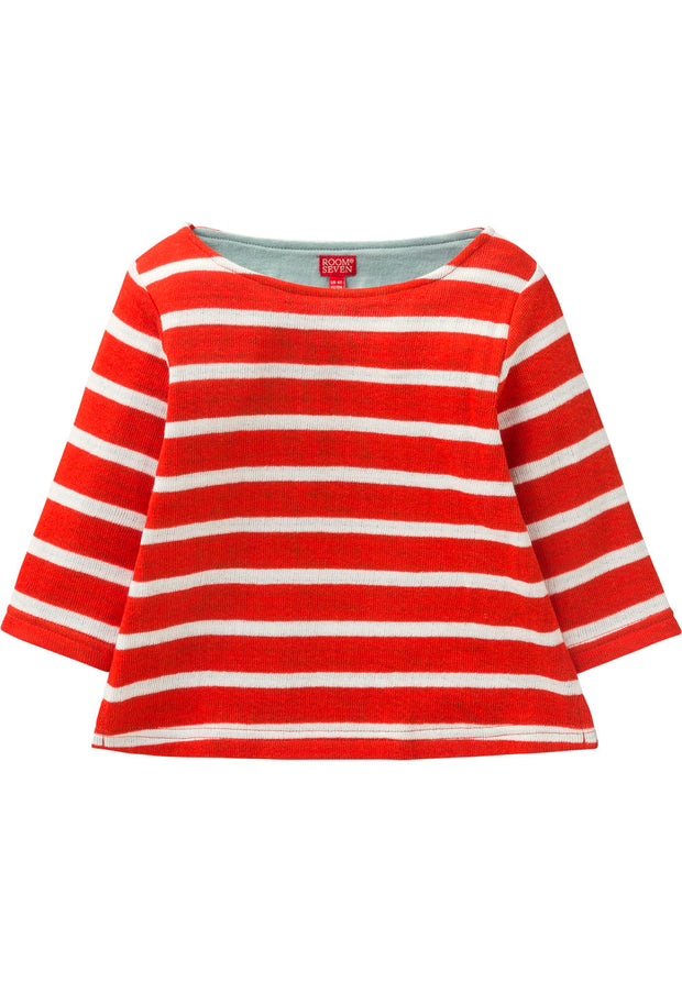 Sweater Hamama for girls red/white-Room Seven-Oilily.com