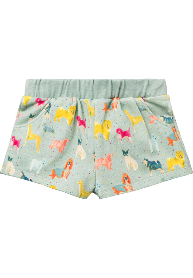 Sweat shorts Hariana for girls green-Room Seven-Oilily.com