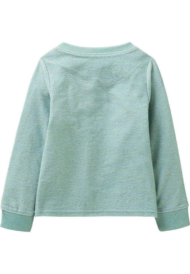 Sweater Hassa for girls green-Room Seven-Oilily.com