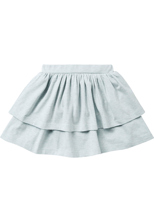 Jersey skirt Tartine for girls light blue-Room Seven-Oilily.com