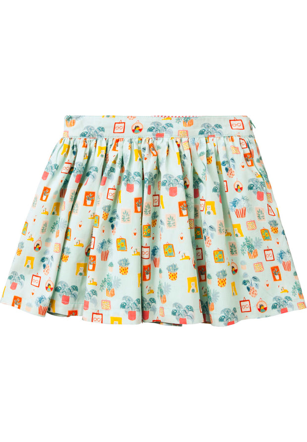 Skirt Spoon for girls blue-Room Seven-Oilily.com