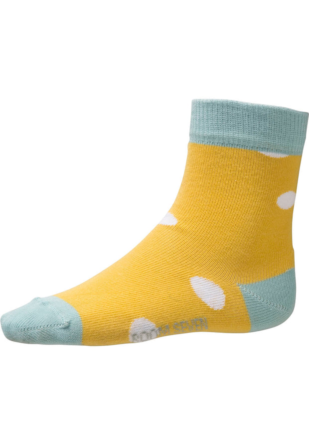 Socks Madeleine for girls yellow-Room Seven-Oilily.com