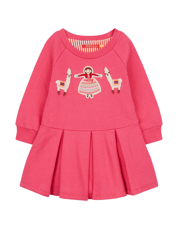 Sweat dress Hermosa-Oilily-74-Oilily.com