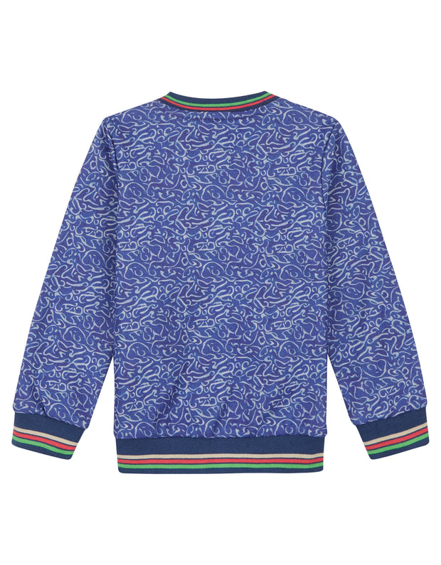 Sweat cardigan Homber