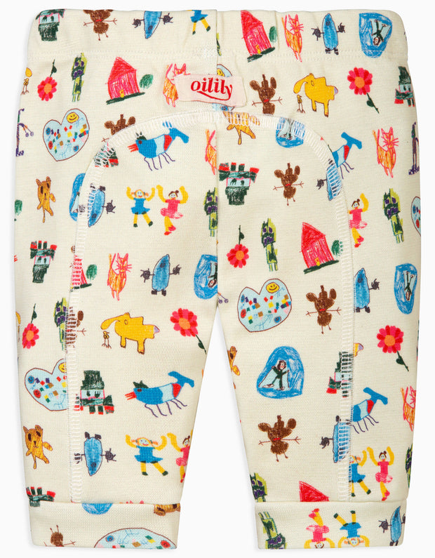 Tummel Baby Leggings