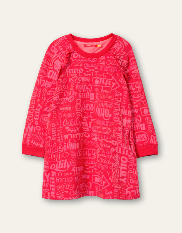 Hisper Sweat Dress