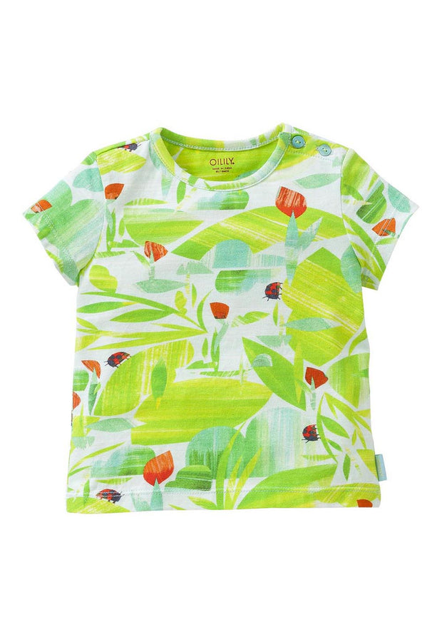 Girls Cotton T-Shirt Ti-Oilily-74-Oilily.com